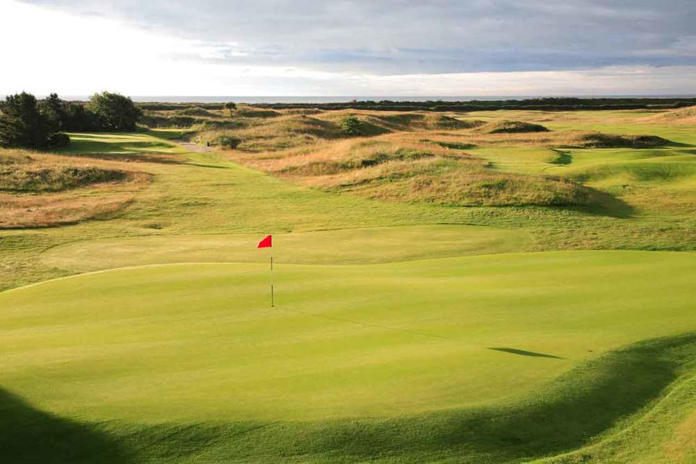 The 7th at  Arklow Golf Links