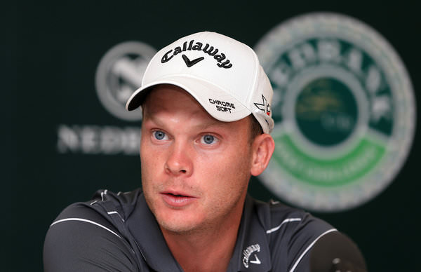 Danny Willett. Picture/Getty Images