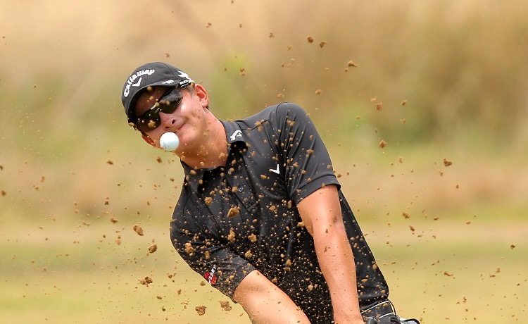 Christiaan Bezuidenhout. Photo by Petri Oeschger/Sunshine Tour/Gallo Images