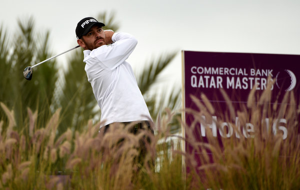 Louis Oosthuizen. Picture: Getty Images