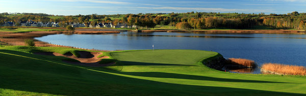 Lough Erne Golf Resort in Co Fermanagh