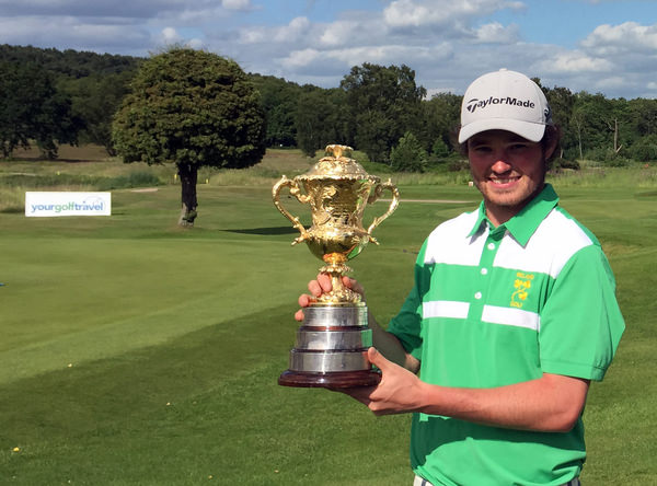 With the 2015 Brabazon Trophy