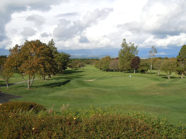 The lush fairways of Limerick Golf Club