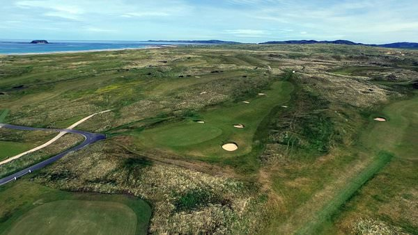 The Glashedy links at Ballyliffin will host the Irish Amateur Close from August 16-20.