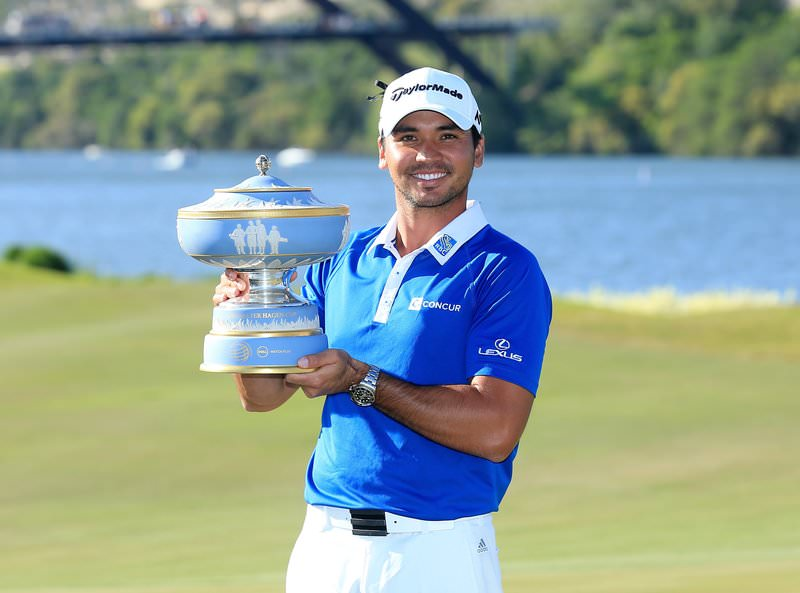Jason Day. Picture: Getty