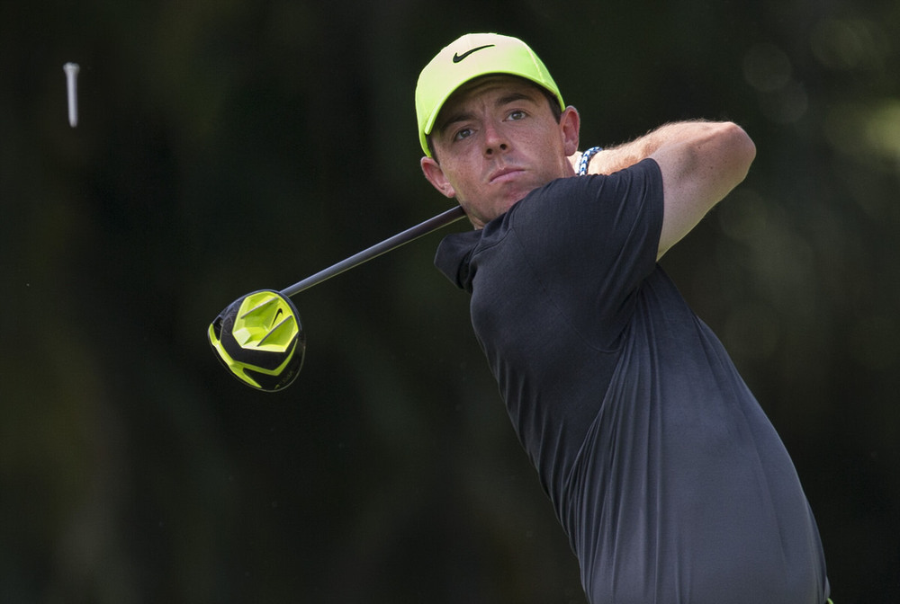 Rory McIlroy. Picture: Nike