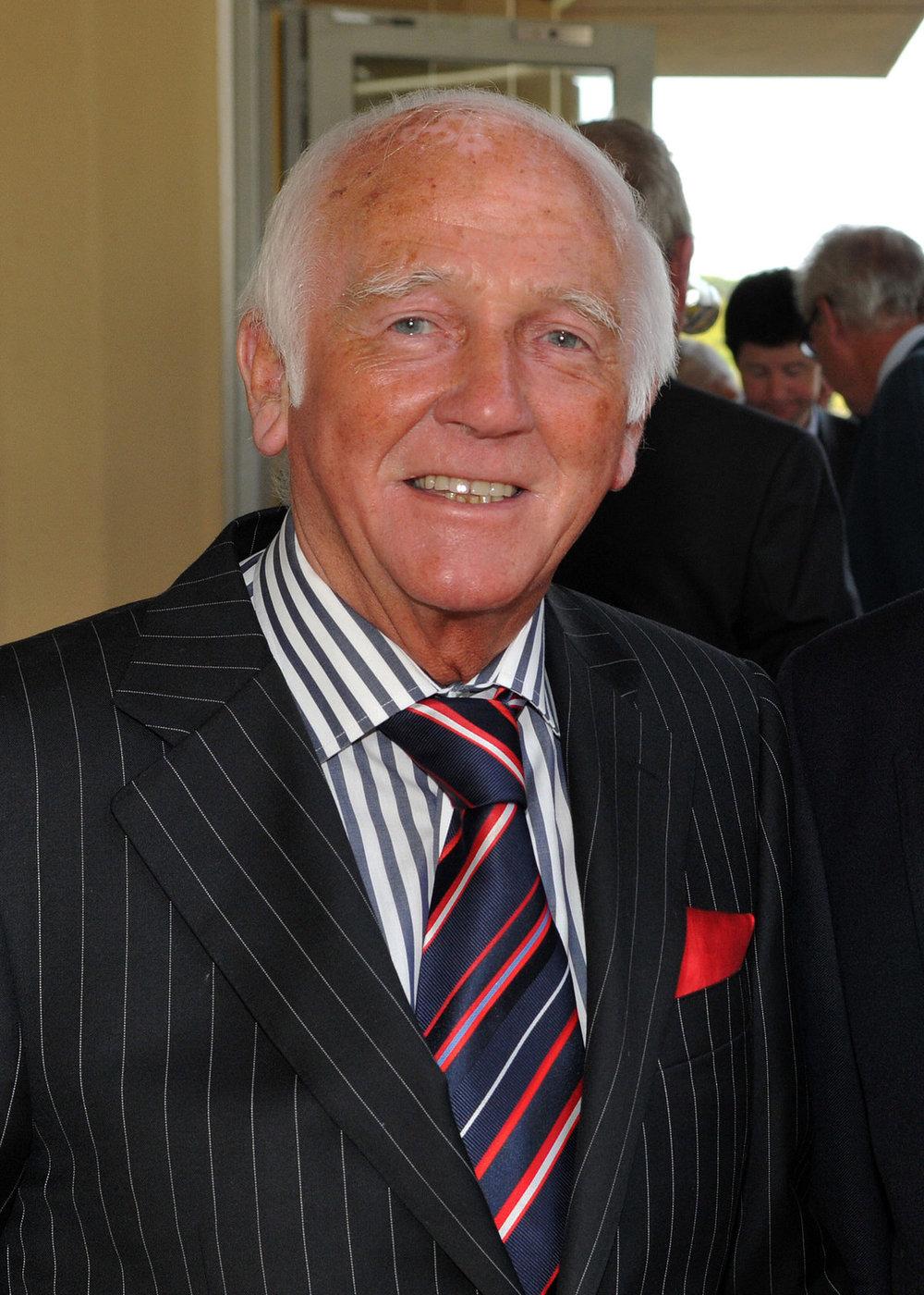 The late Cecil Whelan