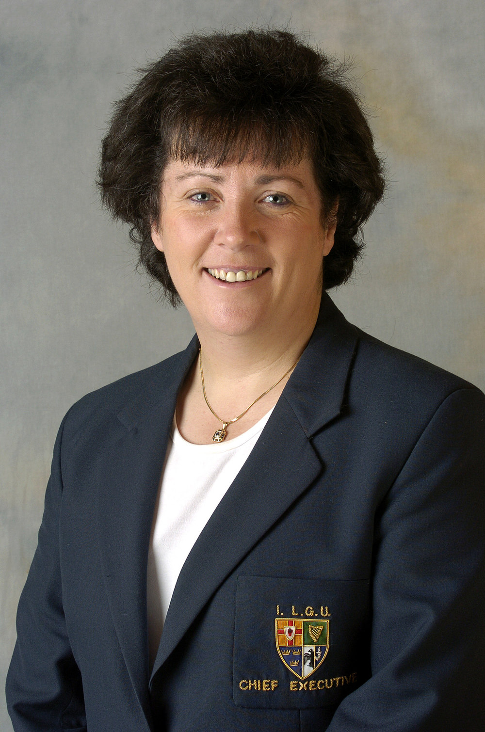 Sinead Heraty, Chief Executive of the Irish Ladies Golf Union