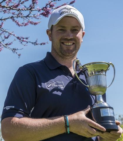 Duncan Stewart. Picture: Golfsupport.nl
