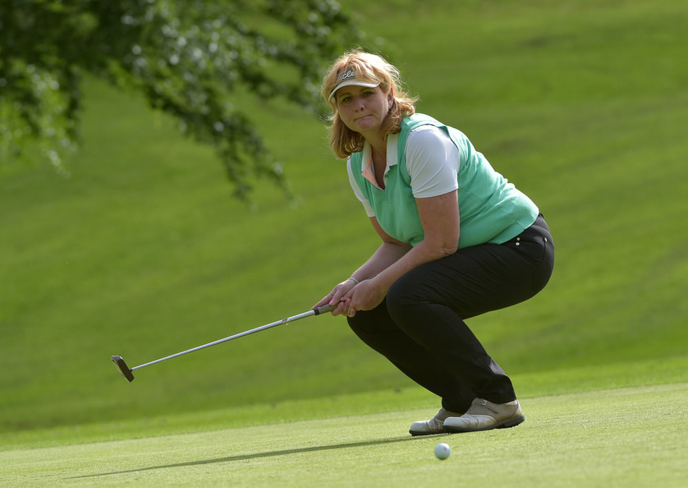 2016 Irish Ladies Golf Union Silver and Bronze medal Finals at H