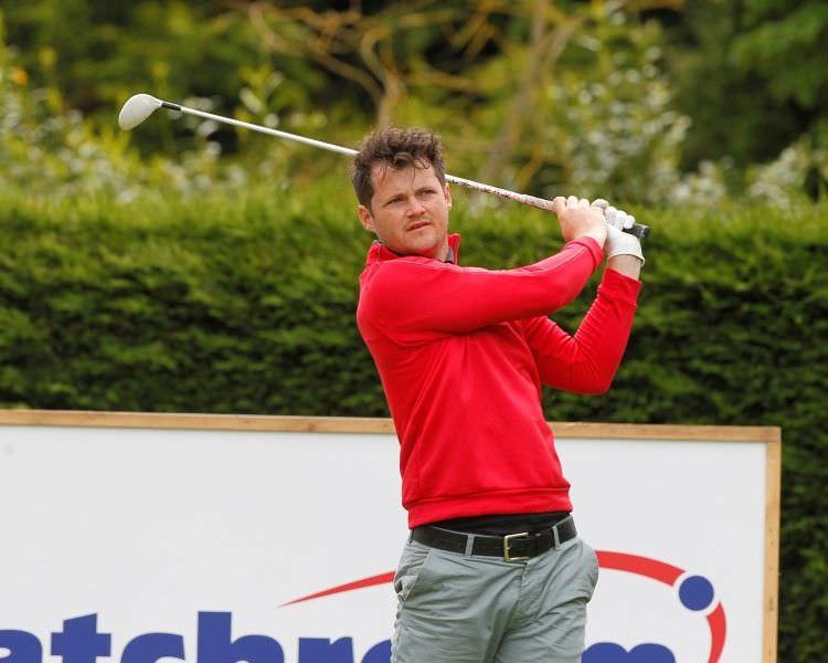 Alan Dunbar. Picture via EuroproTour.com