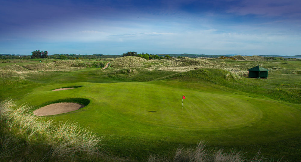 Championship Links in the Dublin area