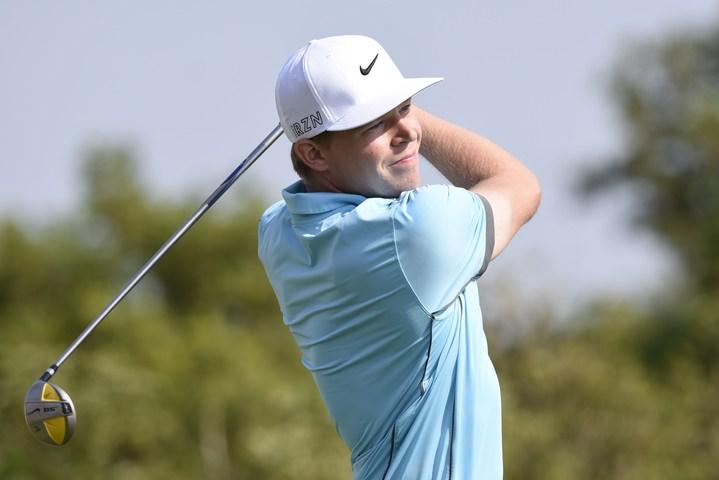Alexander Knappe. Picture:golfsupport.nl