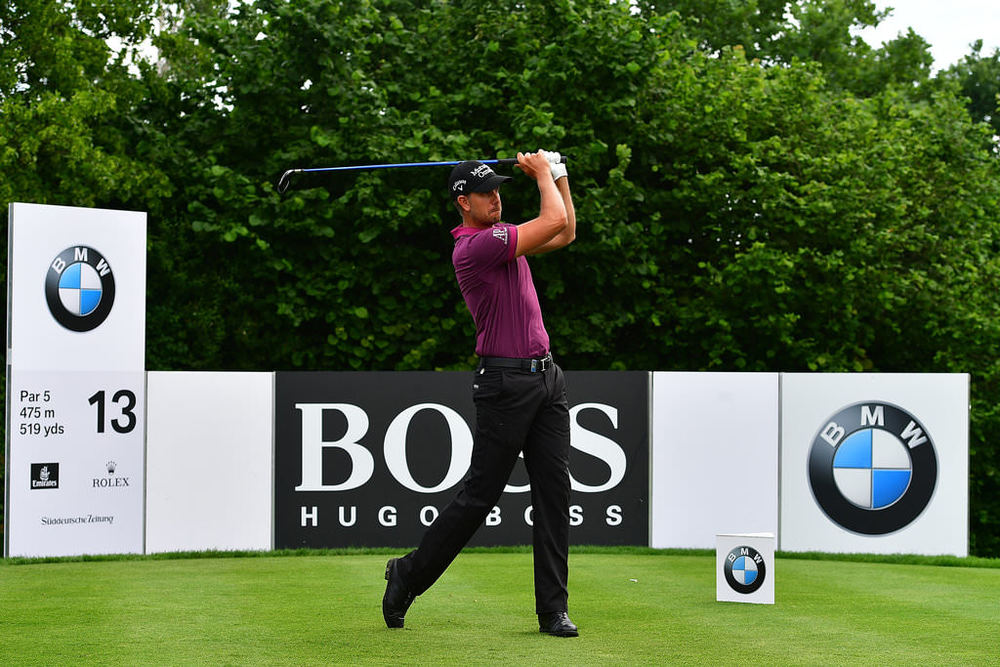 Henrik Stenson. Picture: Getty Images