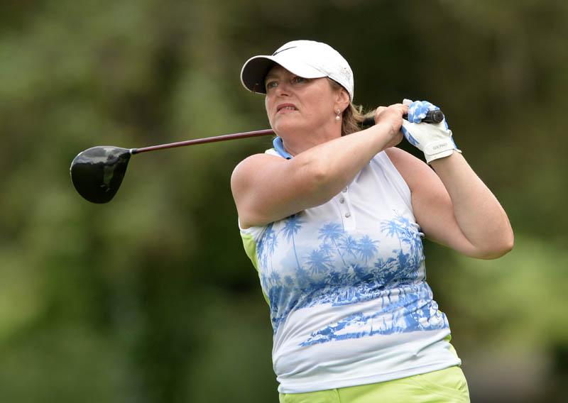 Gertie McMullen defends her Irish Senior Women's Close Championship title at Birr this week.