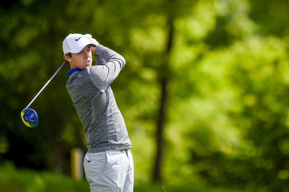 Rory McIlroy. Photo credit : Presse Sports