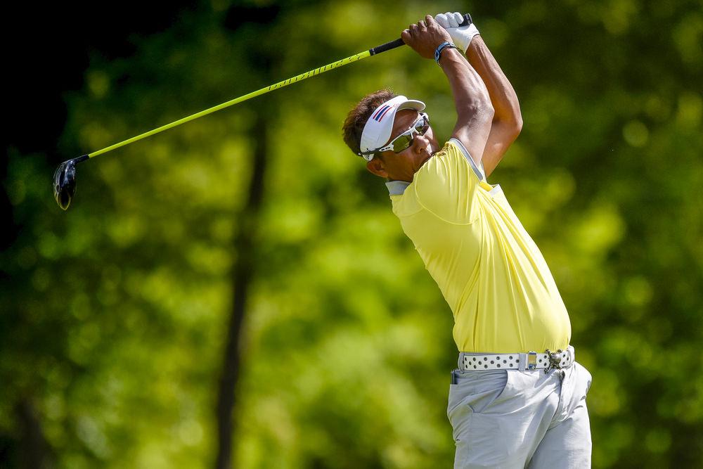 Open de Golf 2016 - 02/07/2016 - Golf de Guyancourt - France - JAIDEE Thongchai (THA)