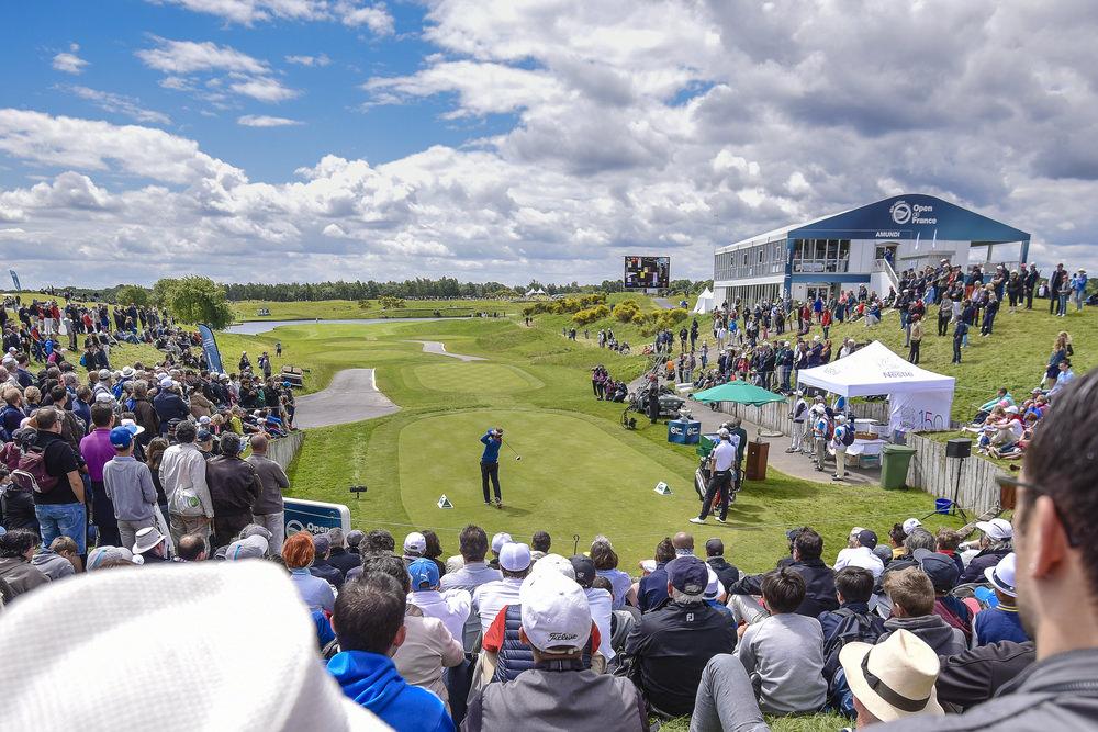 Open de Golf 2016 - 02/07/2016 - Golf de Guyancourt - France - Ambiance