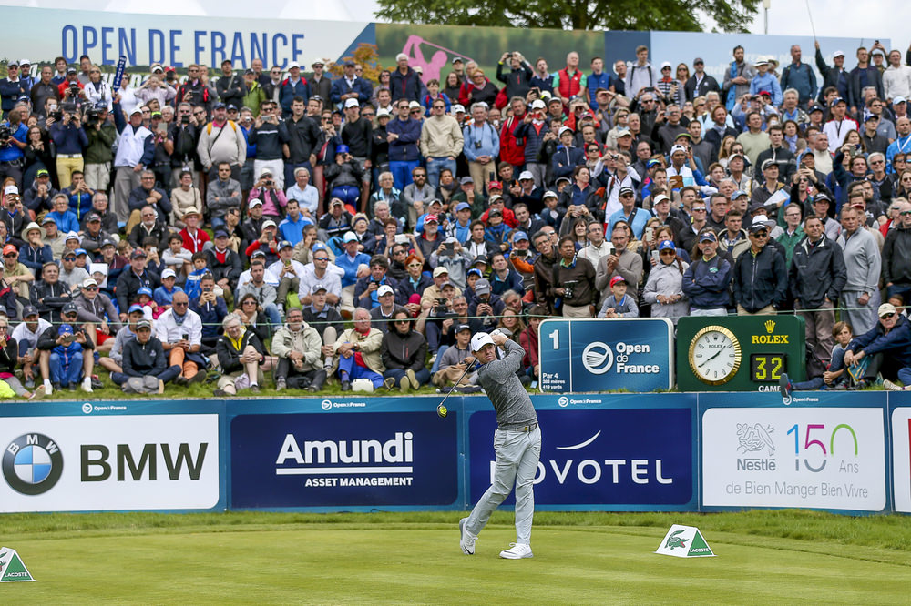 ROUND 3 - 100 EME EDTION ALSTOM OPEN DE FRANCE - EUROPEAN TOUR  - GOLF NATIONAL - SAINT QUENTIN EN YVELINES - SAISON 2016-2017 - dubuisson (victor) - (fra) - ROUND 3 - 100 EME EDTION ALSTOM OPEN DE FRANCE - EUROPEAN TOUR  - GOLF NATIONAL - SAINT QUENTIN EN YVELINES - SAISON 2016-2017 - mcilroy (rory) - (nir) - ROUND 3 - 100 EME EDTION ALSTOM OPEN DE FRANCE - EUROPEAN TOUR  - GOLF NATIONAL - SAINT QUENTIN EN YVELINES - SAISON 2016-2017 -