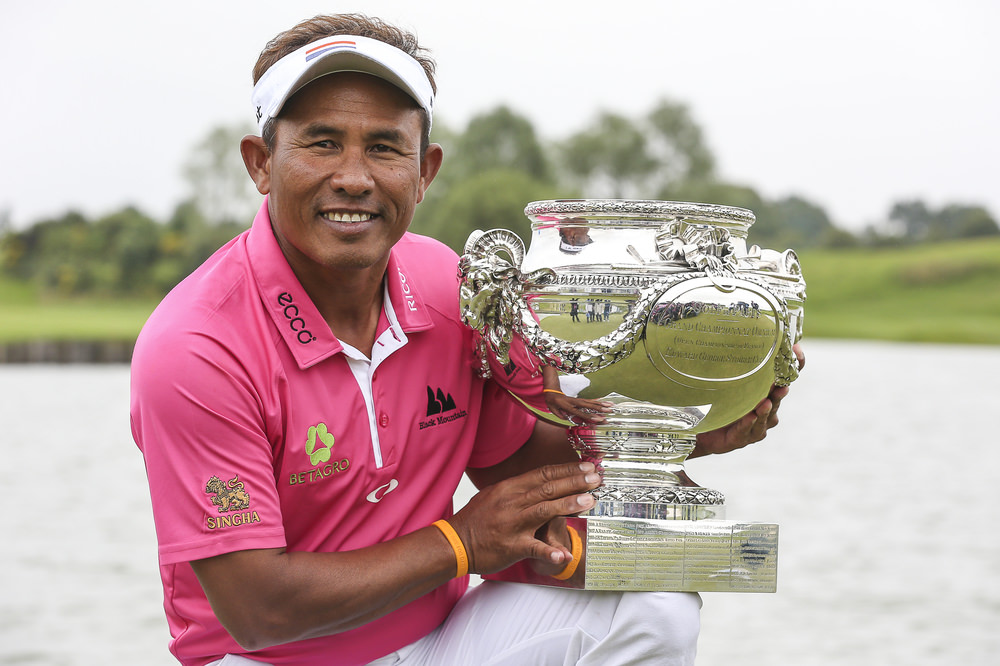 Thongchai Jaidee. Picture: Presse Sports