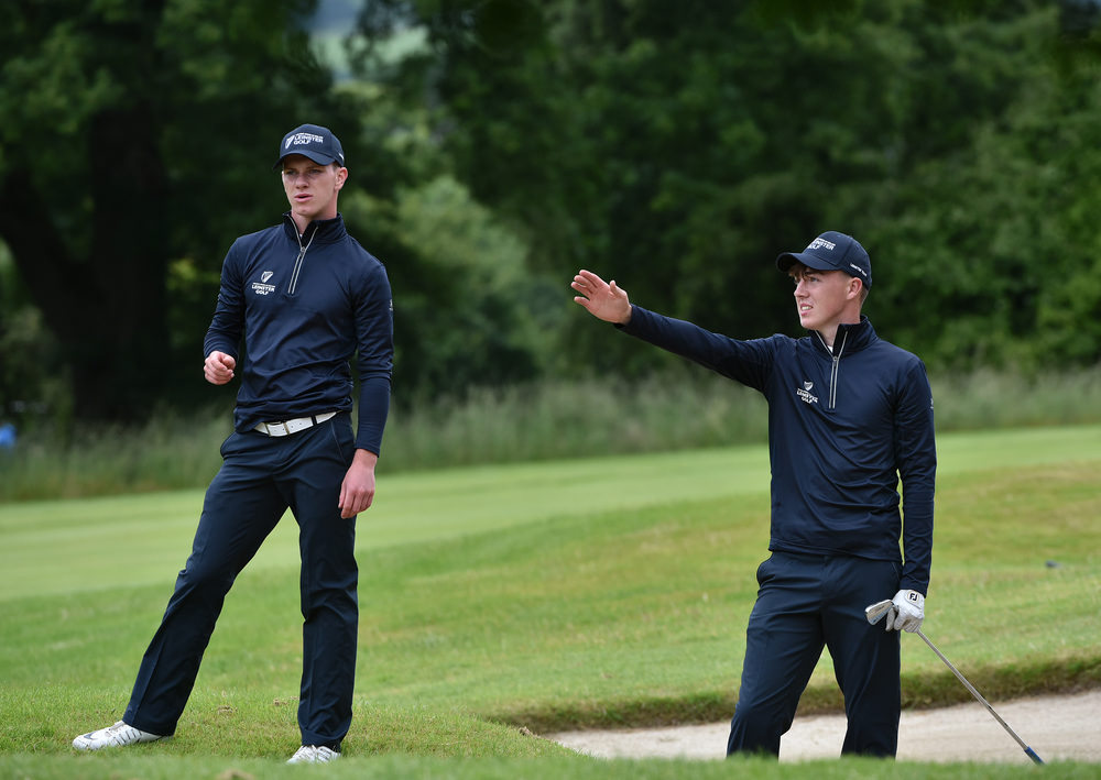 2016 Interprovincial Championship at Fota Island Golf Club