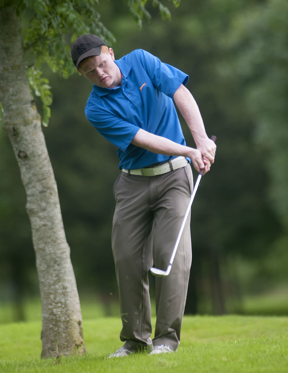 Leinster Boys Under 16 Open Championship at Beaverstown Golf Clu