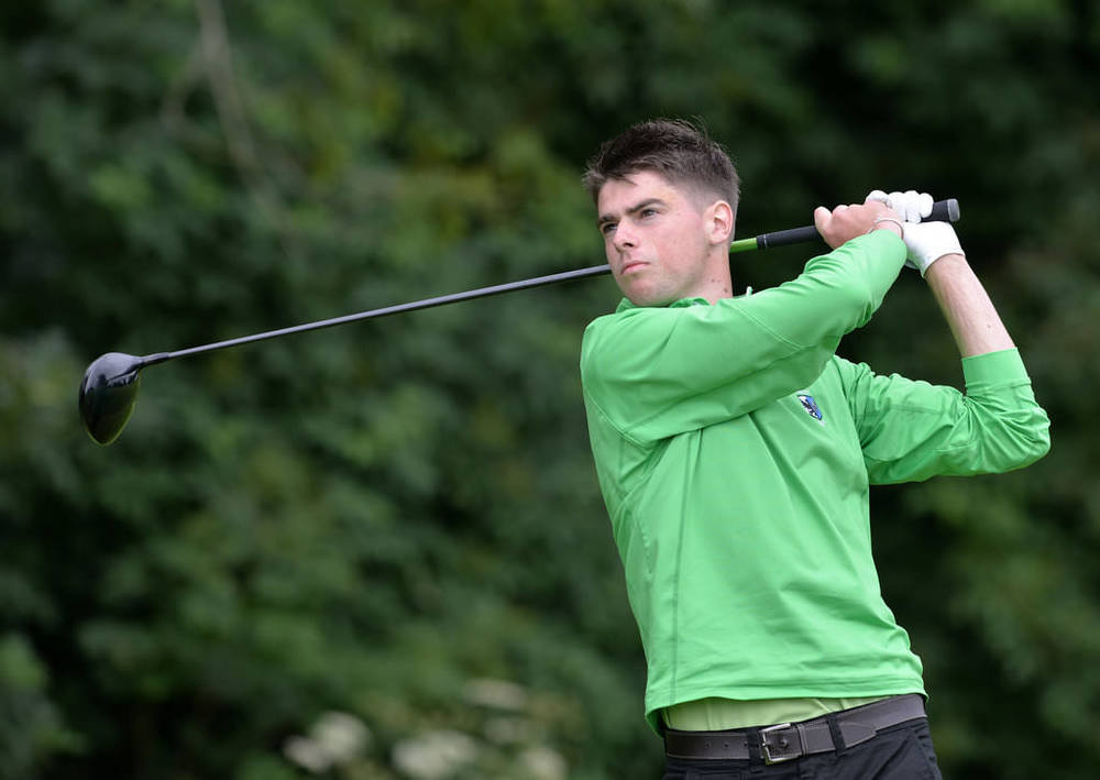 Devin Morley (Connacht) pictured during the 2015 Boys Interprovincial Championship matches at Athlone. Picture by Pat Cashman