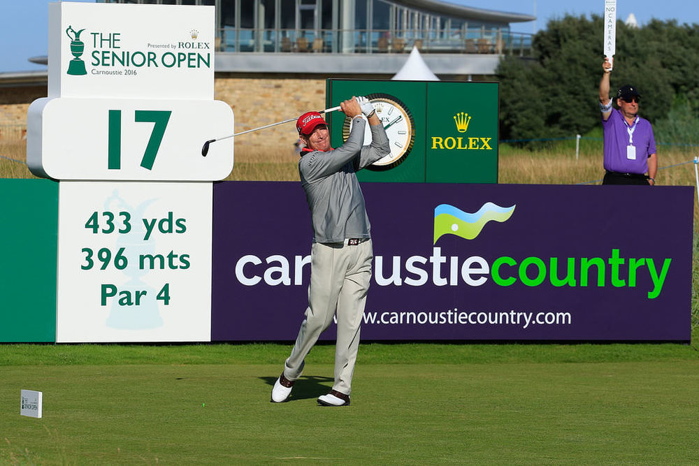 Woody Austin. Picture: Getty