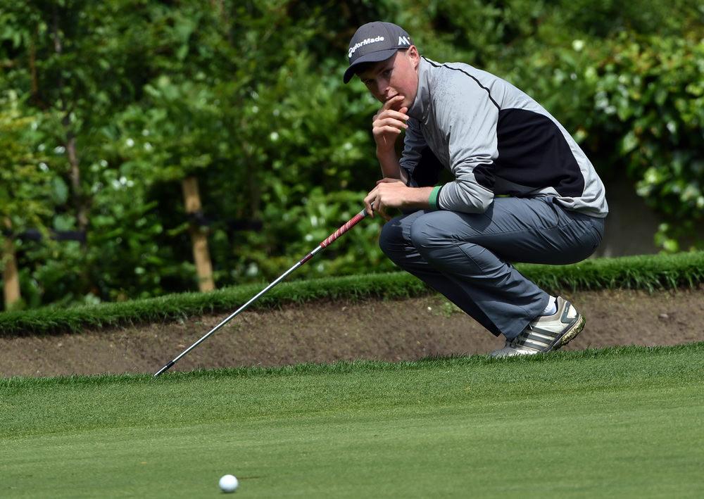 2016 Irish Boys Amateur Open Championship at Castle Golf Club