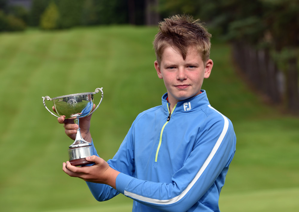 2016 Irish Boys Under 14 Amateur Open Championship at Lurgan Gol