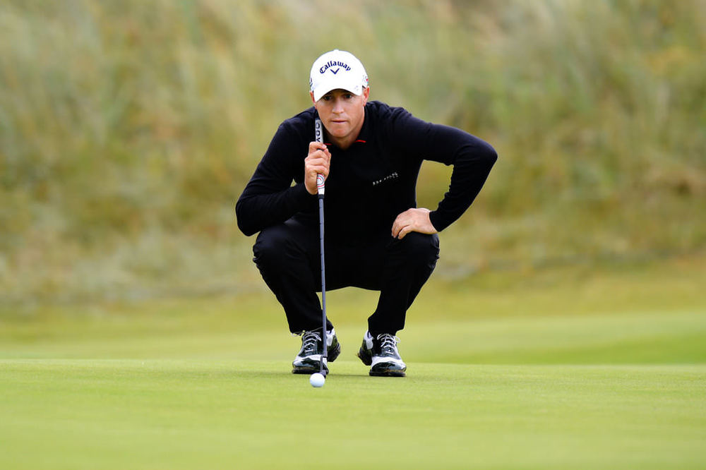 Alex Noren. Picture: Getty Images