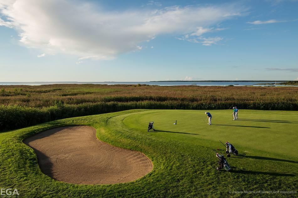 Estonian GC,Picture © Joosep Martinson / Estonian Golf Association