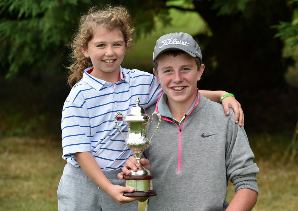 2016 Leinster Boys' Under 13 series Final (sponsored by Titleist