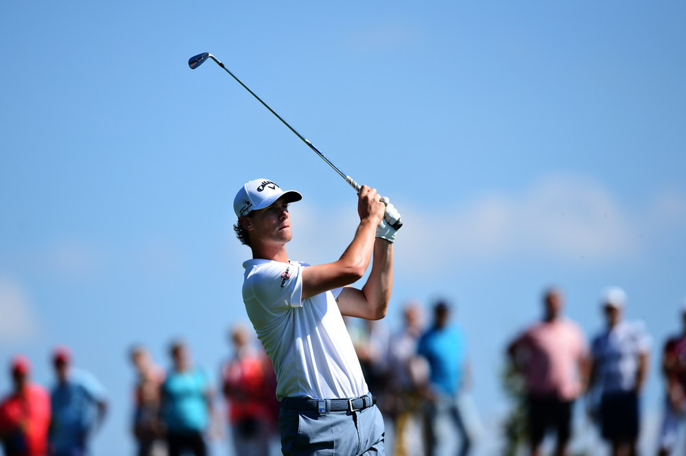 Thomas Pieters. Picture: Getty Images
