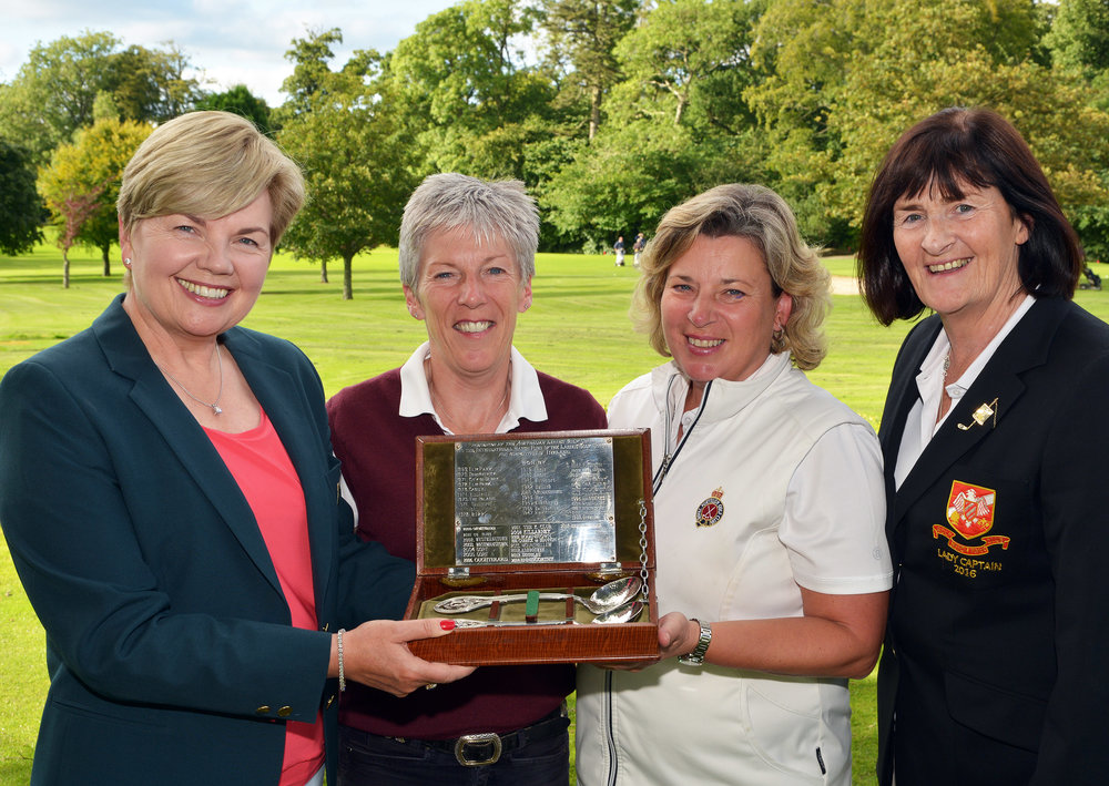 2016 ILGU Australian Spoons All Ireland Final at Beech Park Golf
