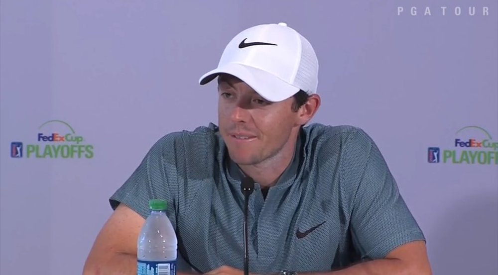 Irish golf's Rory McIlroy