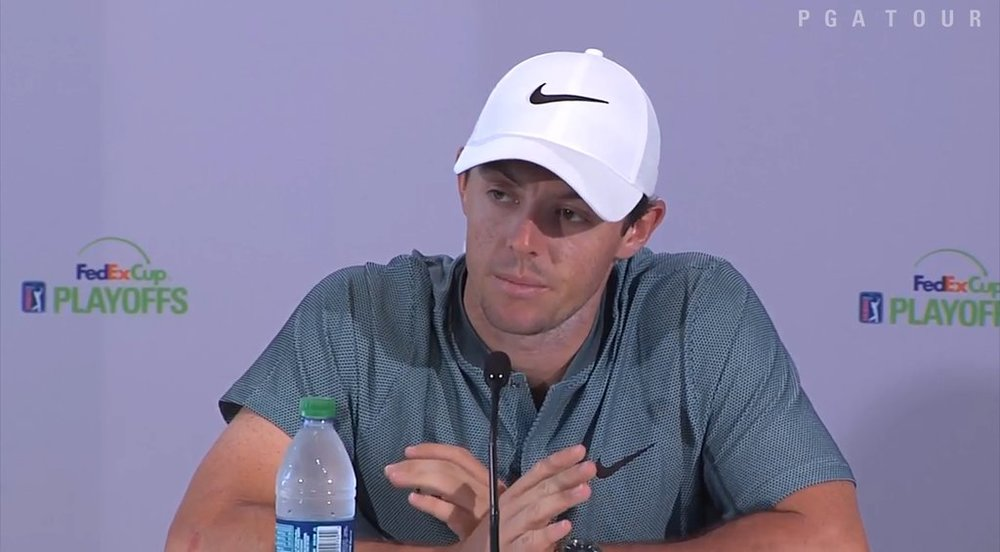 Rory McIlroy, Nike athlete