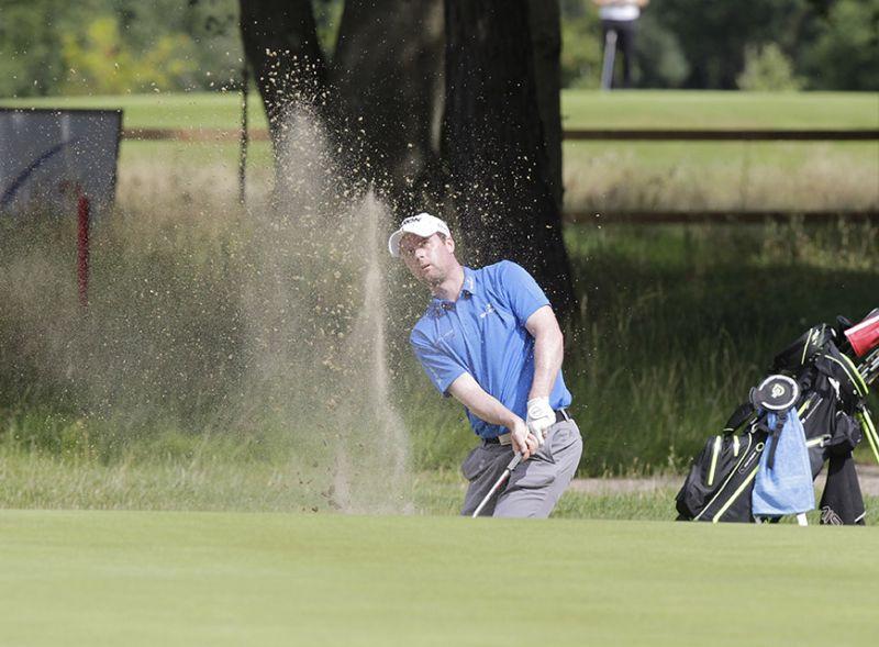 Jonathan Caldwell. Picture via PGA Europro Tour