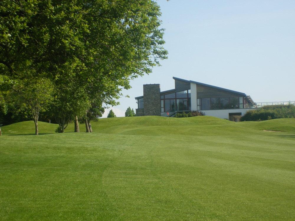 Poucher leads Munster Over 30s into final day - News - Irish Golf Desk