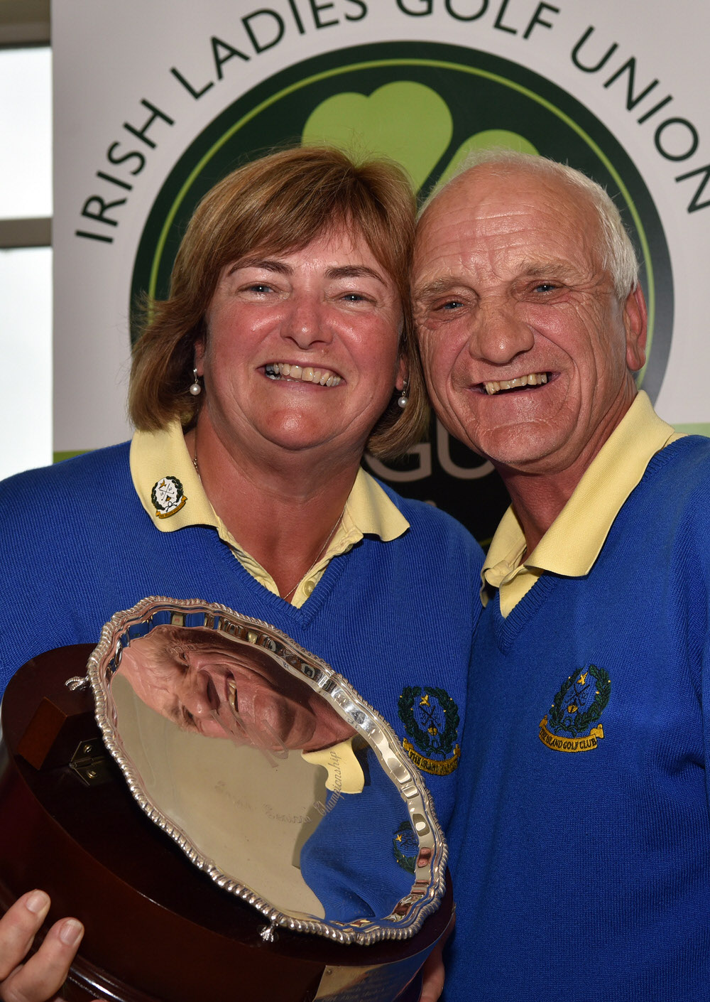 2016 Irish Senors Women's Open Strokeplay at Arklow Golf Club