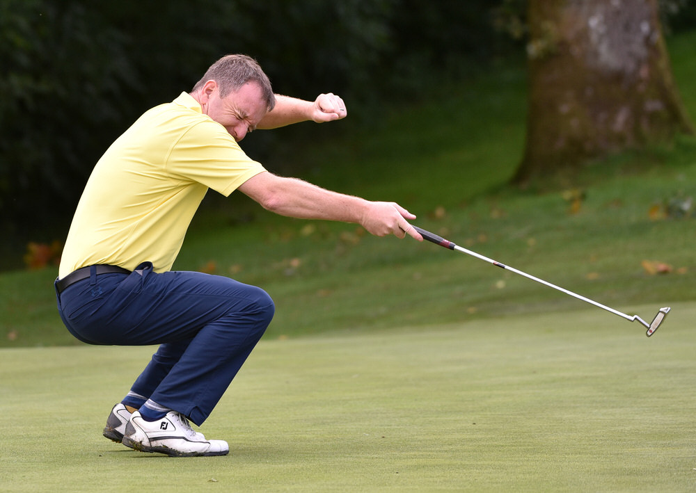 2016 All Ireland Fourball Inter Club Championship finals at Cast