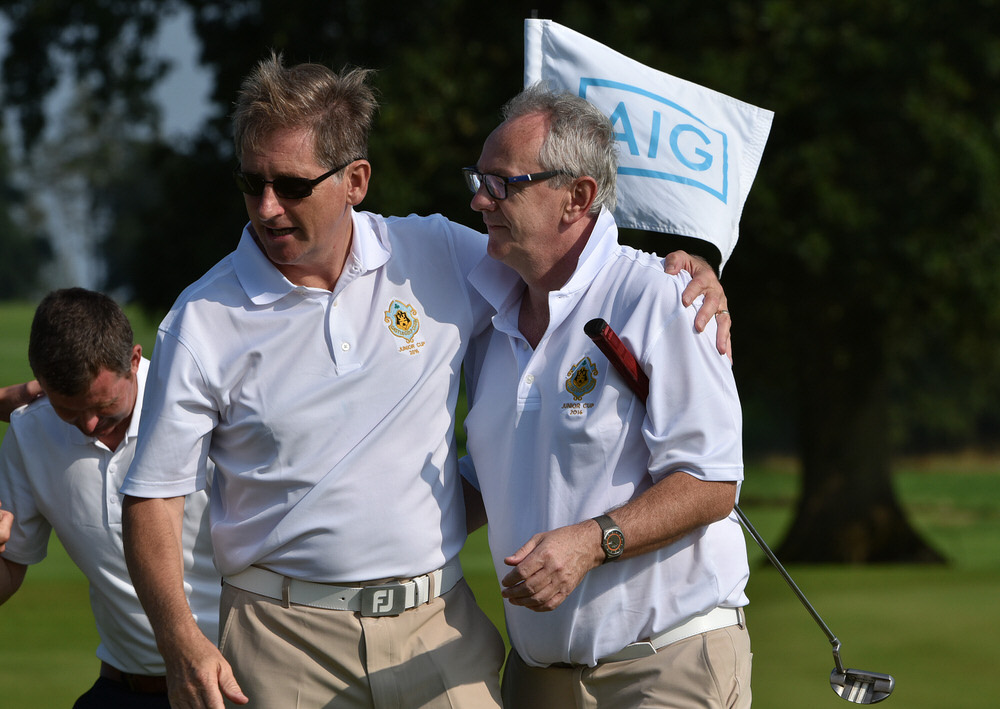 2016 AIG Cups and Shields Finals at Carton House
