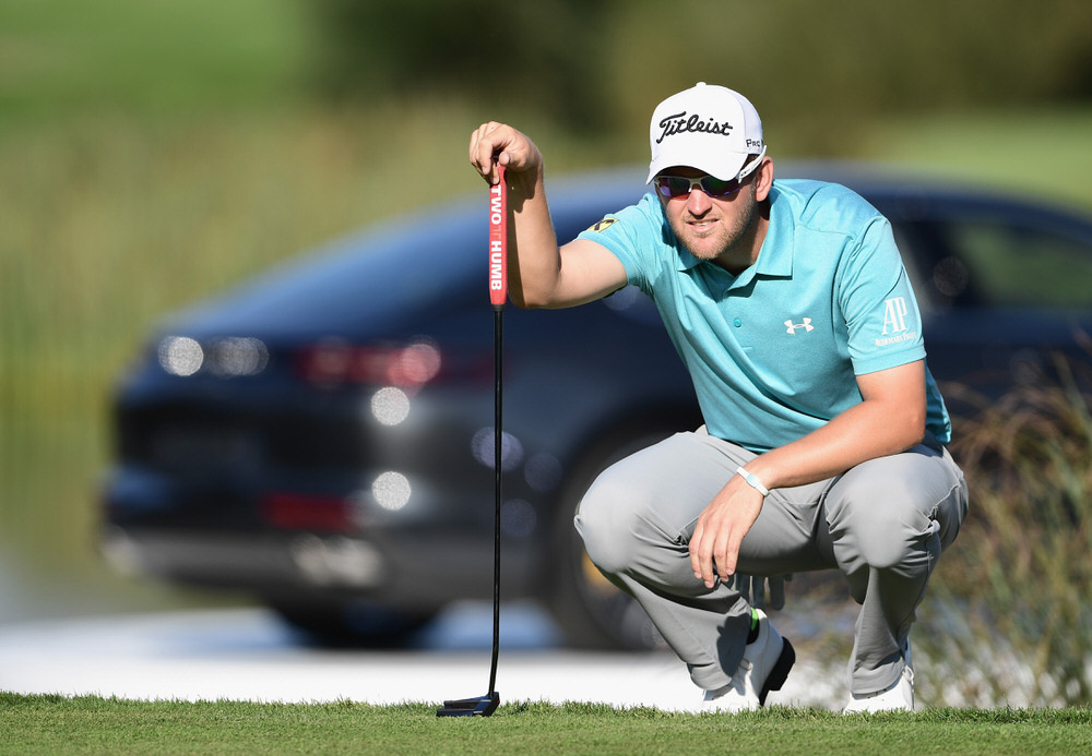 Bernd Wiesberger. Picture: Getty Images