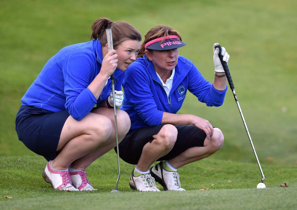 2016 Revive Active All Ireland Fourball Final at Old Conna Golf