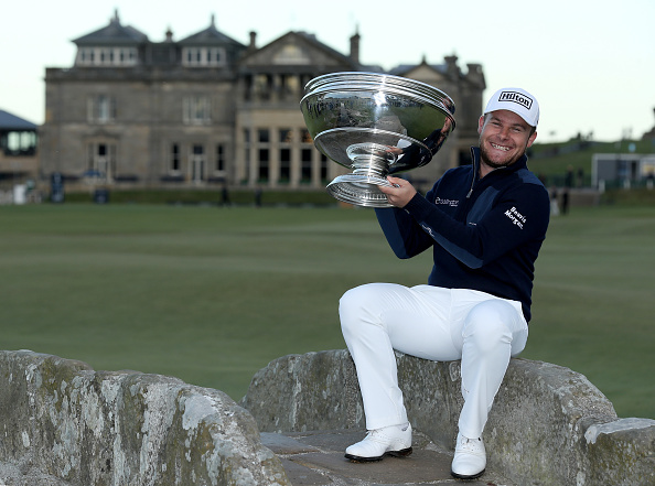 Tyrrell Hatton. Picture: Getty Images