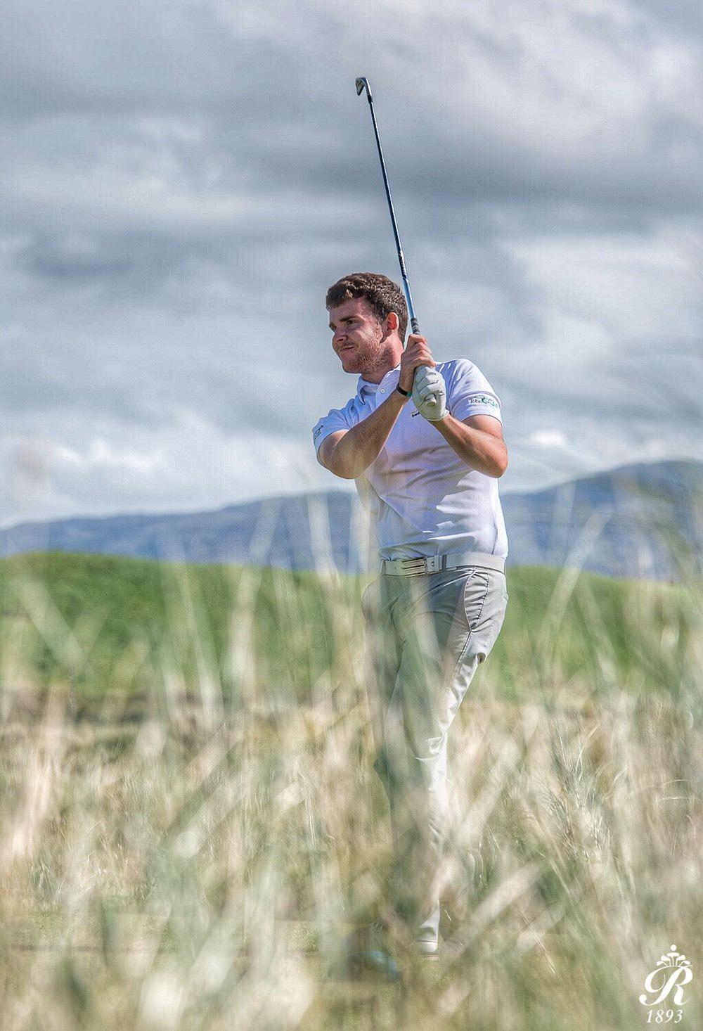 Kyle McCarron. Picture © Frank Casey Jnr/Rosapenna