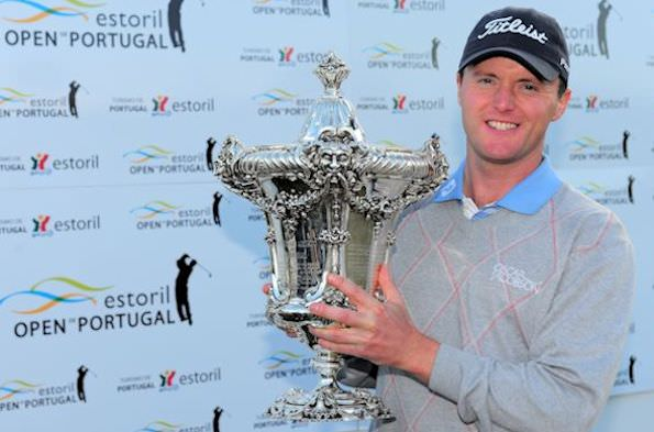 Having won three times on the Challenge Tour, Michael Hoey won the Estoril Open de Portugal in 2009