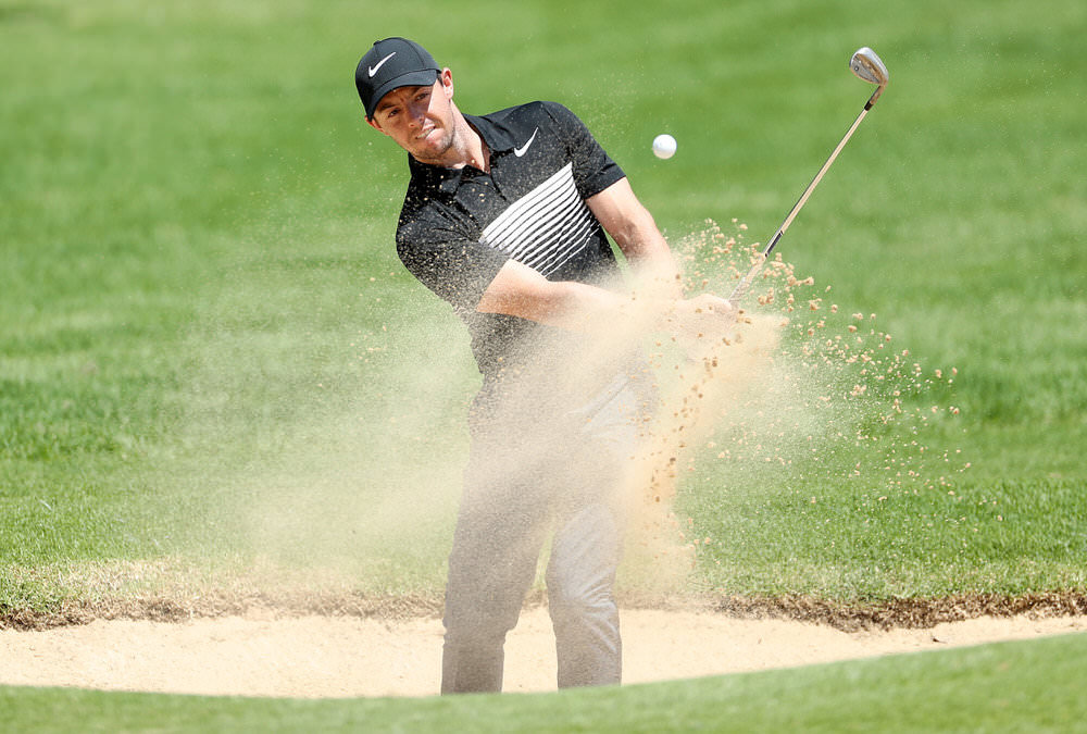 JOHANNESBURG, ENGLAND - JANUARY 10:  Rory McIlroy of Northern Ireland in action during the pro-am for the 2017 BMW South African Open Championship at The Glendower Golf Club on January 10, 2017 in Johannesburg, South Africa.  (Photo by David Cannon/Getty Images)