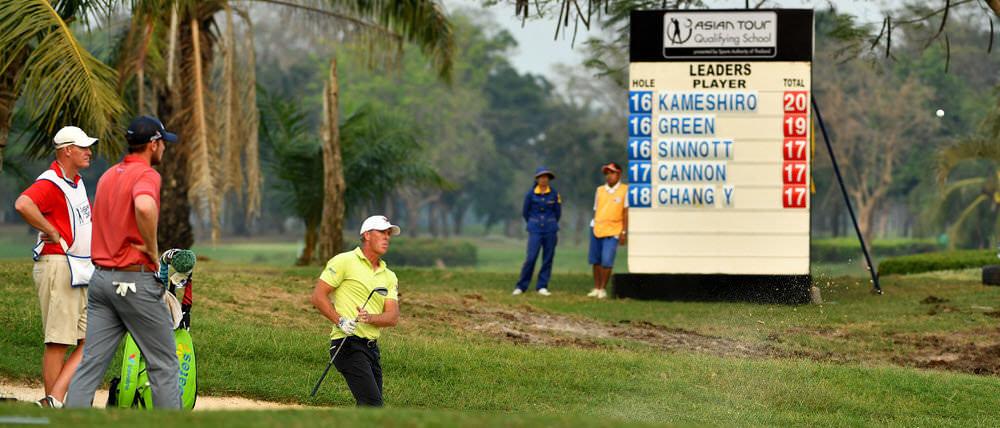 Richard Green. Picture/ AsianTour.com