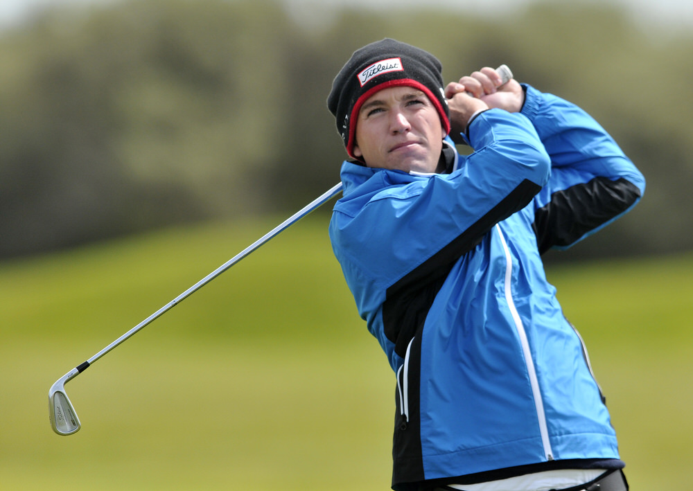 Rory McNamara. Pic © Cork Golf News